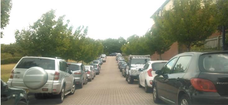 Adelphi Street Parking