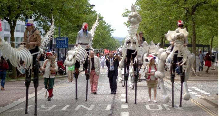 Festive Road 2014 3 - Mark Coster