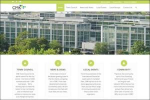 CMKTC Website Launch