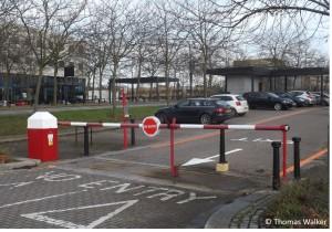 Parking barriers - Thomas Walker