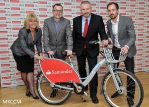 MkCCM Santander Bike Launch 05 - Copy