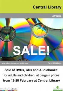 CMK AV sale